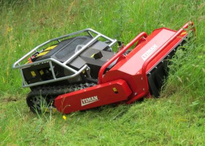 Timan RC 751 Slope Mower