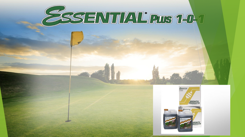 ESSENTIAL PLUS 1-0-1: The Most Complete Biostimulant and Soil Amendment