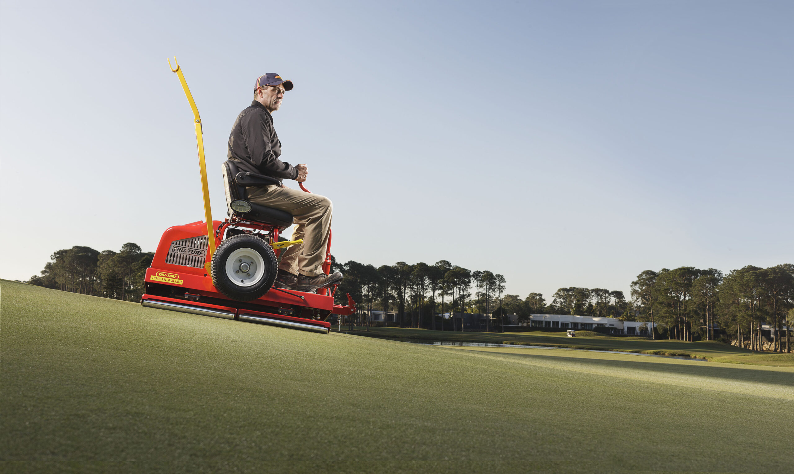 The Important Benefits of Rolling of Greens for Golf Courses
